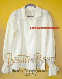 Beauty & the Beast Dan Stevens Screen Worn Costume Prop Emma Watson Disney Movie