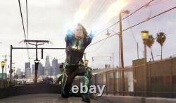 Captain Marvel New Cast Crew Film Challenge Coin Rare Disney