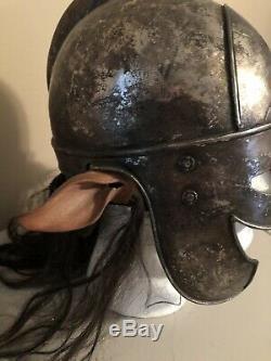 Centaur Sword & Helm Props Disney Chronicles of Narnia Peter Lyon Weta Workshop