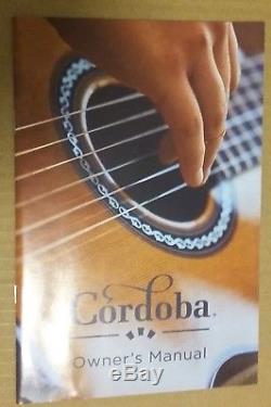 Coco Disney/pixar Promo Cordoba Mini Spruce Natural Half-size Acoustic Guitar