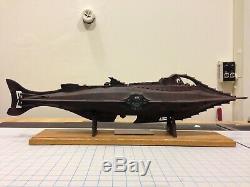 DISNEY/ ICONS 31 20,000 Leagues Nautilus submarine replica RARE