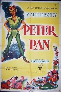DISNEY´S Peter Pan, Animation, 1953 #10397