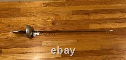 Debbie Reynolds Personally Owned Walt Disney Studio Archives Pirate Sword with COA