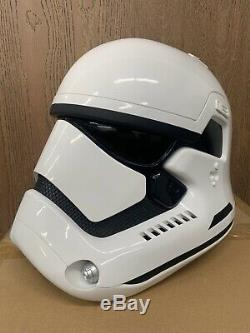Disney Anovos Star Wars TFA The First Order Stormtrooper Plastic ABS Helmet 11