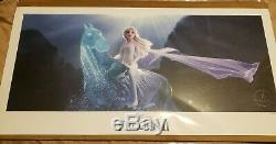 Disney FROZEN 2 FYC PROMO Elsa Limited Edition Lithograph Print