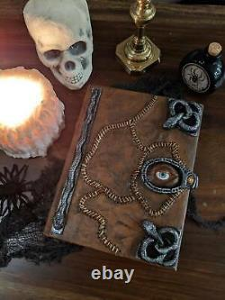 Disney Hocus Pocus Inspired Spell Book DIY Kit, Halloween Costume Cosplay Decor