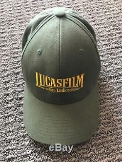 Disney LUCASFILM star wars ILM VFX crew hat Industrial Light and Magic