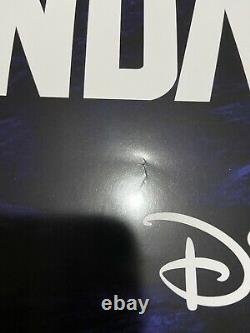 Disney Mandalorian Season 2 Original 27x40 Double Sided DS Poster E