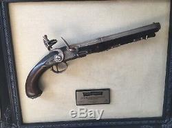 Disney Master Replicas Jack Sparrow Flintlock Pistol Pirates of the Caribbean