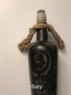 Disney Pirates Of The Caribbean Calypso Tia Dalma Voodoo Bottle Screen Used Prop