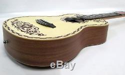Disney/Pixar Coco x Cordoba Mini Spruce Acoustic Guitar Natural FYC MOVIE PROMO
