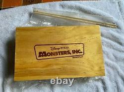 Disney/Pixar Monsters, Inc. Press Item Sushi Board MAKE OFFER