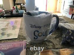 Disney Pixar Movie Soul Movie Viewing Box- RARE