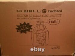 Disney Pixar Wall-E Movie Theater Cardboard Display Standee Rare Disney Rewards