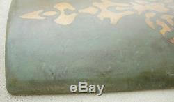 Disney Prince of Persia Movie Prop Green Leather Shield LARP SCA Medieval G