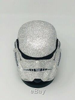 Disney Star Wars Figure Limited Edition Stormtrooper Collector Swarovski Myraid