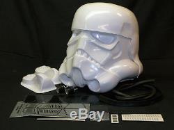 Disney Star Wars MTK Stormtrooper Sandtrooper Armor/Helmet Kit Costume PRESALE