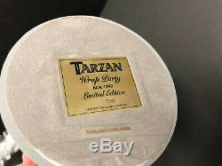 Disney TARZAN Wrap Party Limited Edition Figurine (June 1999) Invitation Only