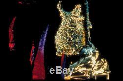 Disney Tim Burton Nightmare Before Christmas Oogie Boogie Bug Worm Prop Rare