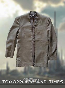 Disney Tomorrowland Movie Original Production Used Wardrobe Coat Costume Screen