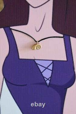 Disney Villains Little Mermaid Vanessa Ursula Wood Masonite 38 Standee not doll