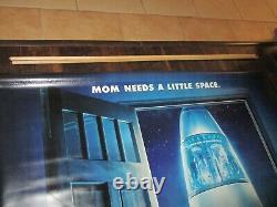 Disney's Pirates Of The Caribbean 3 And Mars Needs Mon Huge Vinyl Poster Huge