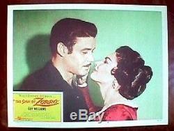 Disney's The Sign Of Zorro, 1960 Guy Williams Lobby Card