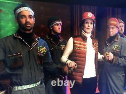 Disneys Noelle Tech Elf Costume Movie Prop/ Anna Kendrick