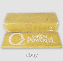 Disneys Oz The Great and Powerful Yellow Brick Prop and Crew Gift Set