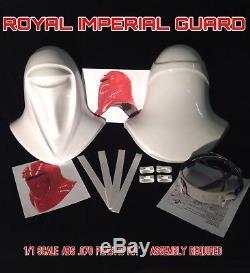 Emperors Royal Imperial Guard ABS HELMET Kit STAR Prop WARS Cosplay 501st Disney