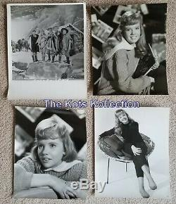 HAYLEY MILLS-The Moon-Spinners/Walt Disney/Behind The Scenes-10 Original Photos