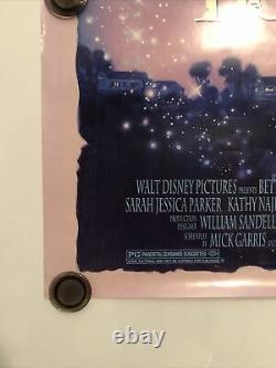 HOCUS POCUS Original 27 X 40 DS/Rolled Movie Poster WALT DISNEY 1993
