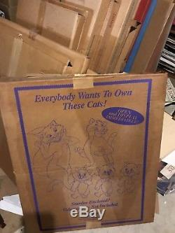 Huge Lot Of Movie Standees And Posters Over 400 Units Mostly Sealed Disney, Etc