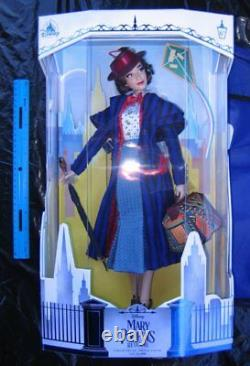 IN HAND Disney MARY POPPINS RETURNS 16 Limited Edition DOLL 4000 Ready to Ship