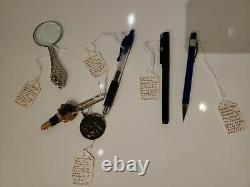JON VOIGT Movie Used Magnifying Keys NATIONAL TREASURE Nic Cage, Disney, COA
