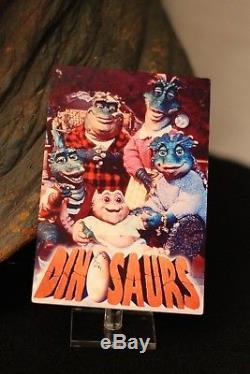 Jim Henson Dinosaur Original Tv Movie Prop Disney Animatronic
