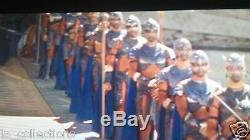 John Carter Screen Used HELIUM ARMOR HELMET Production Wardrobe Prop DISNEY