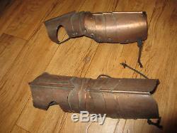 John Carter ZODANGA Armor GAUNTLETS Production Wardrobe DISNEY