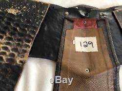 John Carter Zodanga waist armor (collectors item) Authentic Disney Movie costume