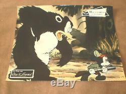 Karton AHF Micky ist der Grösste Micky Maus WALT DISNEY cartoon Zeichentrick #3