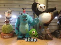 Life Size Disney Frozen Olaf 11 Full Size Prop