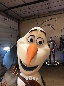 Life Size Disney Frozen Olaf Full Size Prop