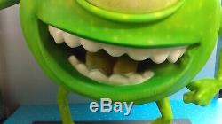 Life Size Disney Pixar Monsters Inc. Mike Wazowski 33 Movie Theater Statue Prop