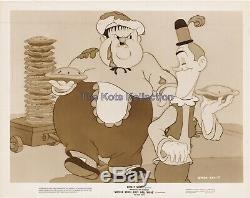 MOTHER GOOSE GOES HOLLYWOOD-Laurel & Hardy/Walt Disney Short Photo-1938-RARE