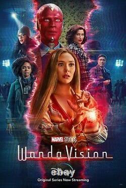 Marvel Disney Black Widow New Film Crew Hat Free Wandavision Wonder Woman Promo