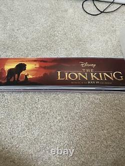 Movie Theater Vinyl Mylar Lot Of 21 Marvel, Disney 5 X 25