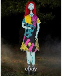 Nib Disney Nightmare Before Christmas Sally Life Size 6 Ft Animatronic Statue