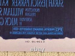 Original Disney HOCUS POCUS 1993 DS Mint Theatrical Poster (Numbered)