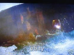 PIRATES OF CARIBBEAN PURSER'S SASH Screen Production Used Worn Prop DISNEY