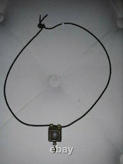 PIRATES OF CARIBBEAN Screen Used Pirate NECKLACE Production Wardrobe Disney